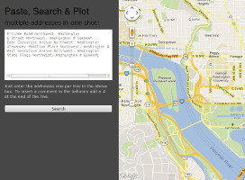 Gmap Multi Location